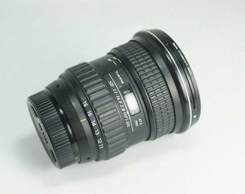 TOKINA 11-16/2,8 DX AT-X pro Nikon