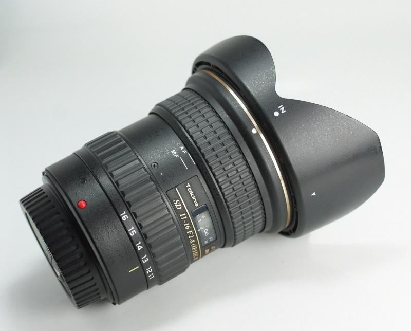 TOKINA 11-16/2,8 DX AT-X II pro Canon TOP STAV
