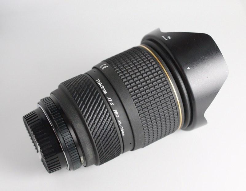 Tokina AT-X PRO 28-70 mm F 2.8 pro PENTAX TOP STAV