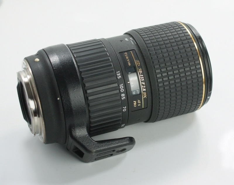 Tokina AT-X 50-135 mm F 2,8 PRO DX pro Canon
