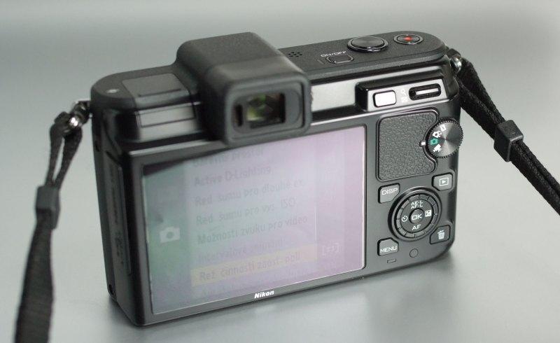 Nikon 1 V1 TOP STAV