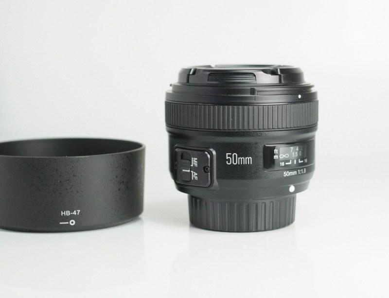 Yongnuo 50mm f/1.8 pro NIKON TOP STAV