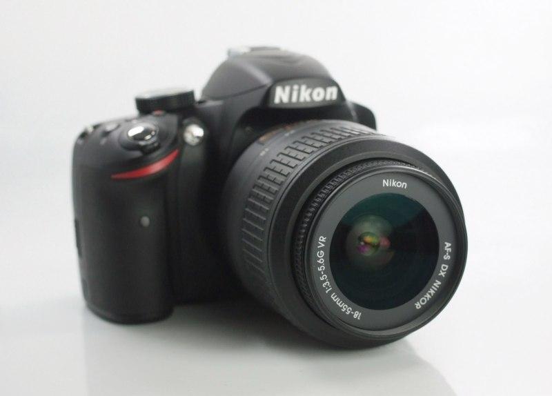 NIKON D3200  + 18-55 mm  VR TOP STAV