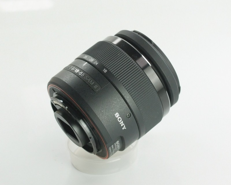 Sony 18-55mm f/3,5-5,6 SAM II