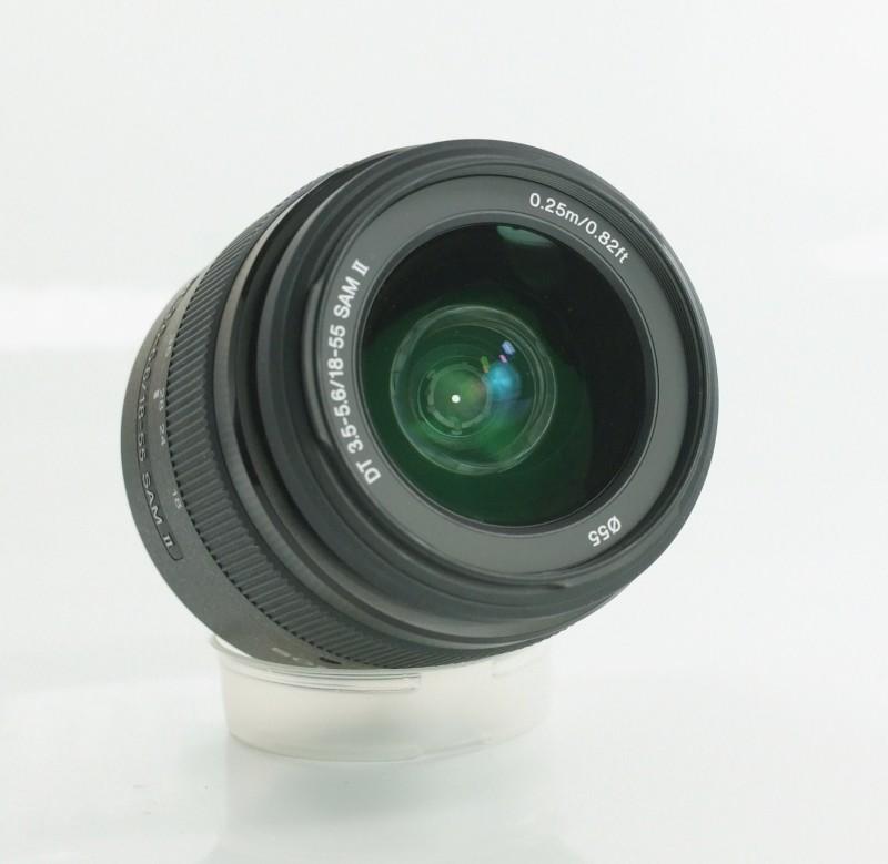Sony 18-55mm f/3,5-5,6 SAM II