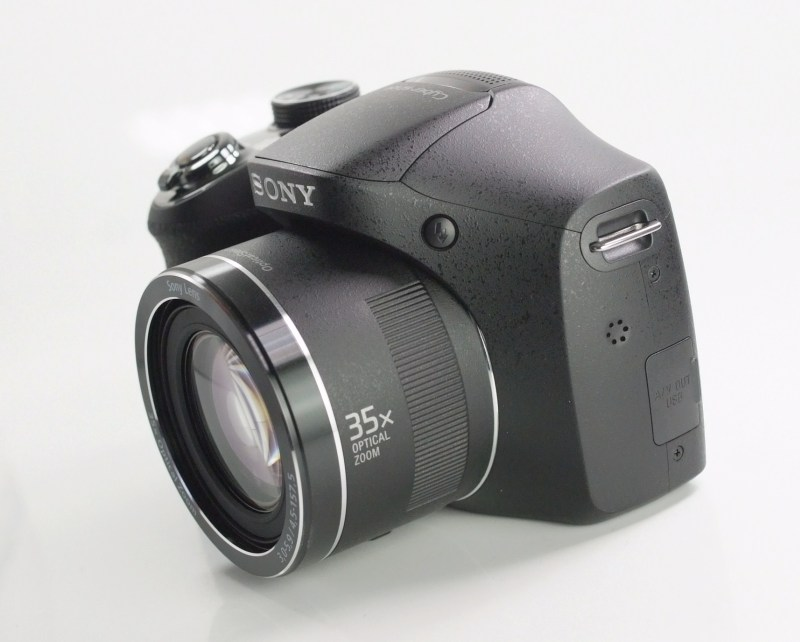 SONY CyberShot DSC-H300 TOP STAV