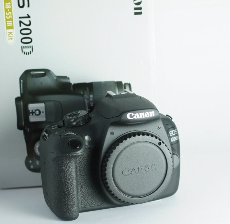 Canon EOS 1200D TOP
