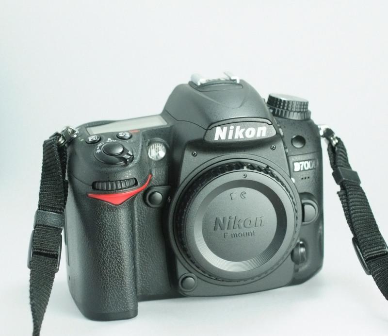 Nikon D7000 TOP