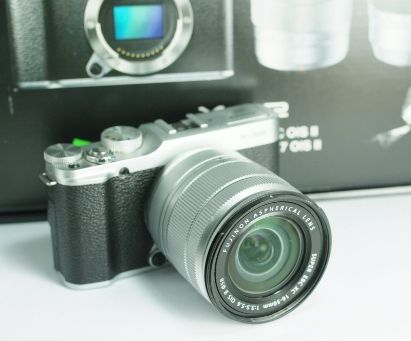 Fujifilm X-A2 + 16-50 mm II