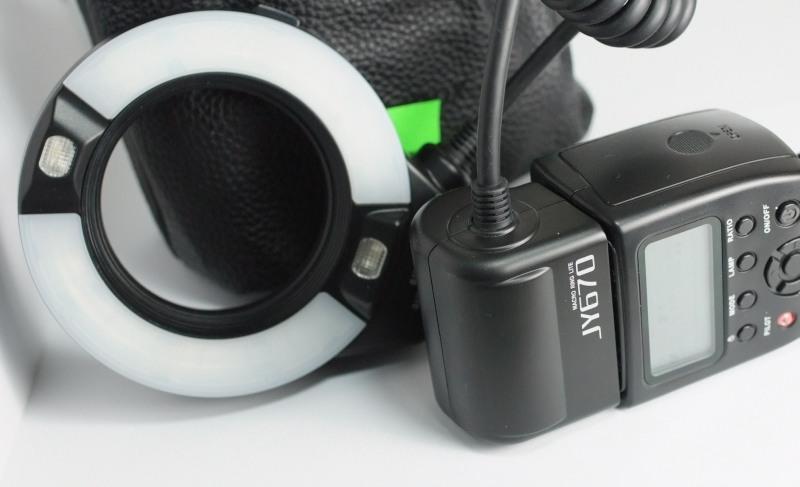 Blesk Viltrox JY-670 Makro univerzální