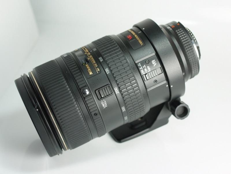 Nikon 80-400mm f/4,5-5,6 D VR TOP