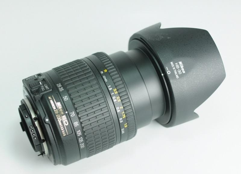Nikon 28-200mm f/3.5-5.6G ED IF TOP