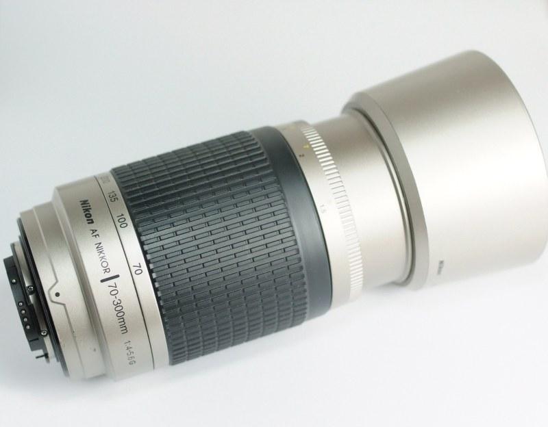 Nikon AF Nikkor 70-300mm G