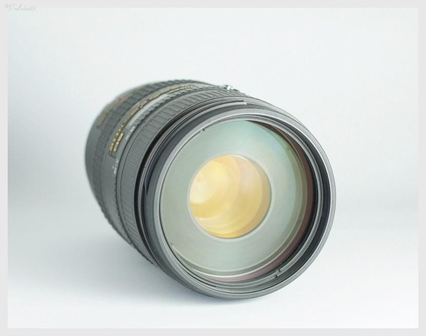 Nikkor 80-400mm f/4.5-5.6 D VR