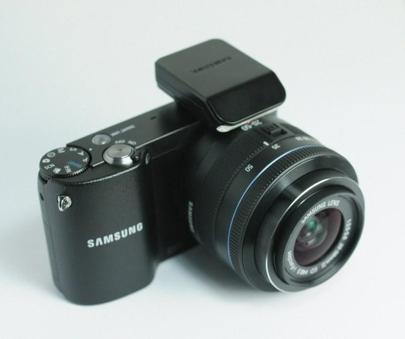 Samsung NX1000 + 20-50 mm