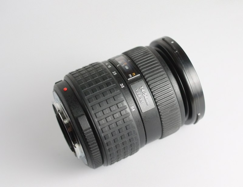 Olympus E-System 14-54 mm F 2,8-3,5