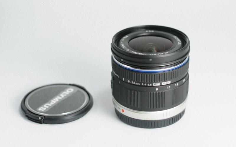 Olympus ED 9-18mm f/4-5,6