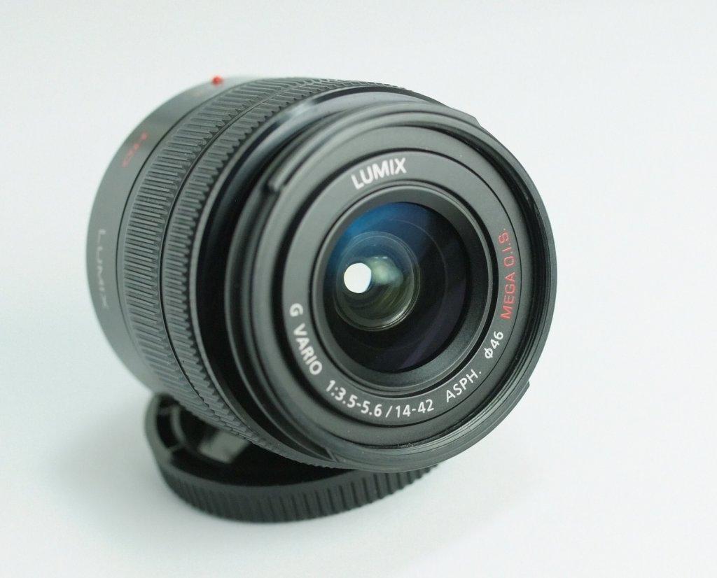 PANASONIC 14-42 mm f/3,5-5,6 II HD Mega O.I.S