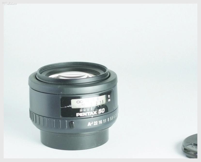 PENTAX FA 50 mm f/1,4