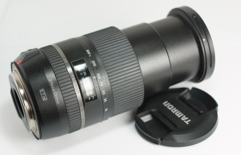 TAMRON 16-300 mm f/3,5-6,3 Di II VC PZD pro Canon