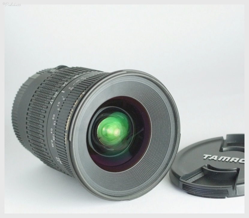 Tamron AF SP 17-35 mm F/2,8-4 Di pro Canon