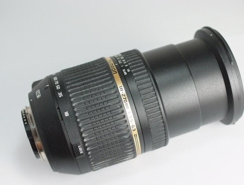 Tamron AF 18-270mm f/3,5-6,3 Di VC pro Nikon