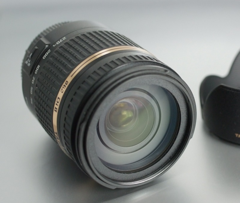 Tamron AF 18-270mm f/3,5-6,3 Di pro Sony TOP