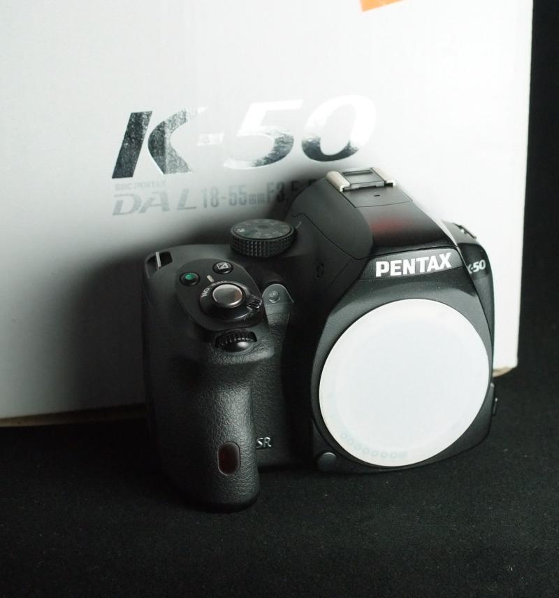 Pentax K50d