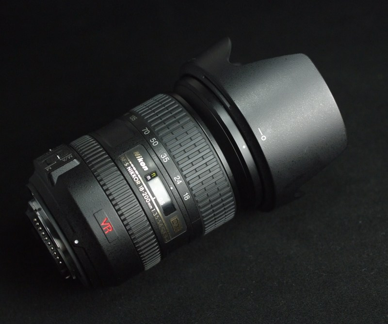NIKON 18-200 mm f/3,5-5,6 G AF-S DX VR