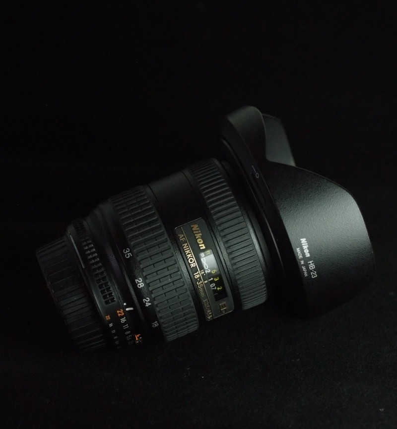 Nikkor 18-35mm f/3,5-4,5 D IF-ED AF
