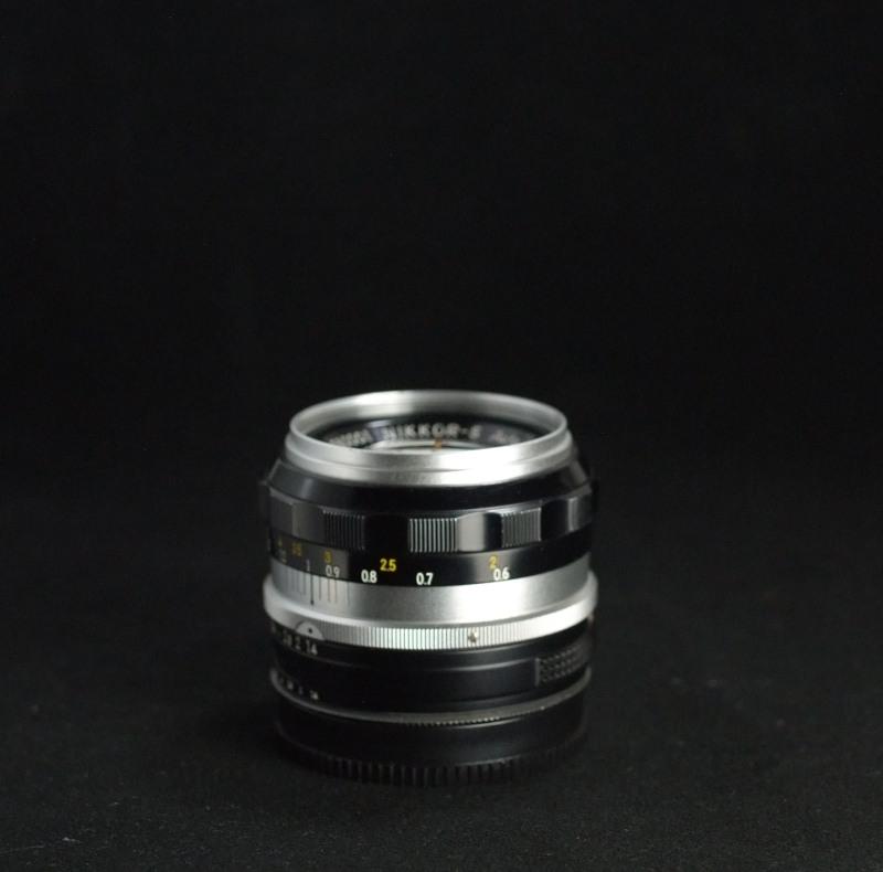 Nikkor 50mm f1.4 MF pro SONY