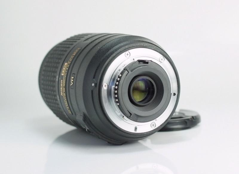NIKON 55-300/4,5-5,6G ED VR AF-S DX TOP