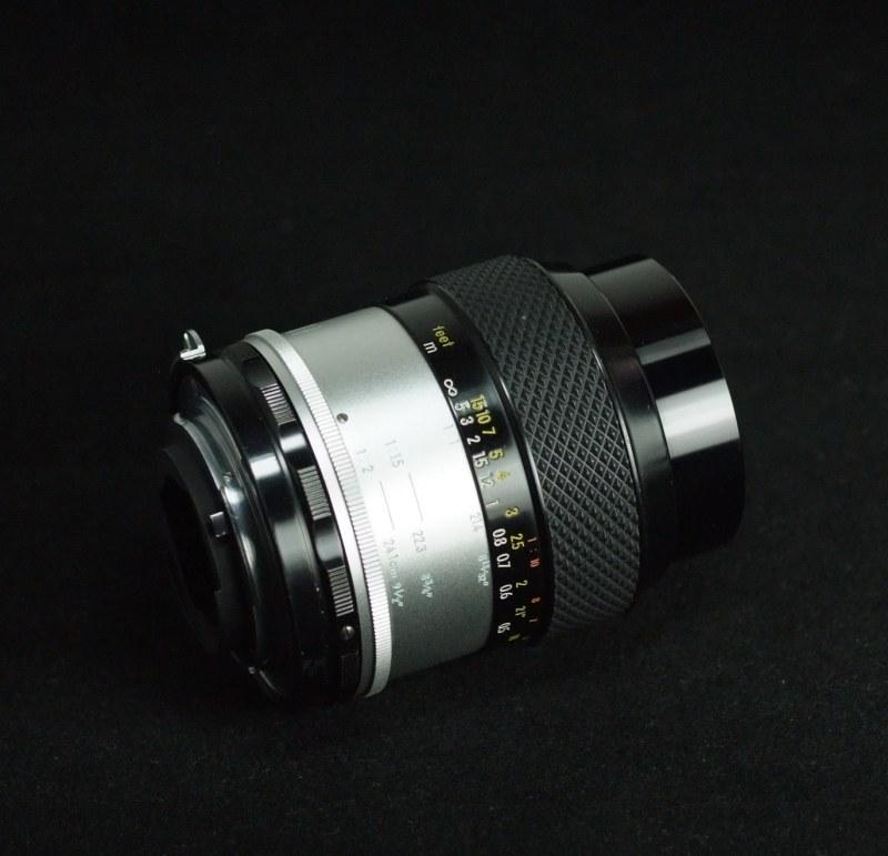 Nikon MF 55mm f3.5 MICRO