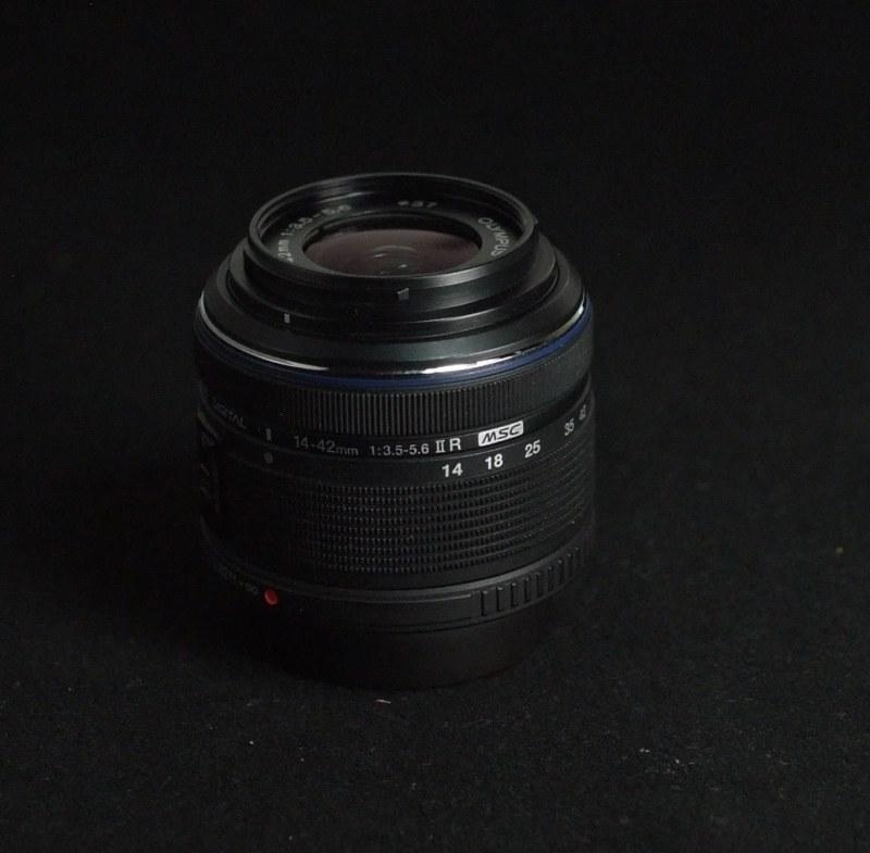 Olympus M.ZUIKO 14-42mm f/3,5-5,6 II R