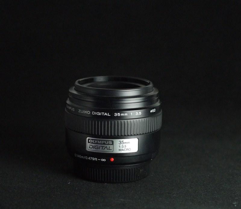 Olympus Zuiko Digital 35mm Makro f/3,5