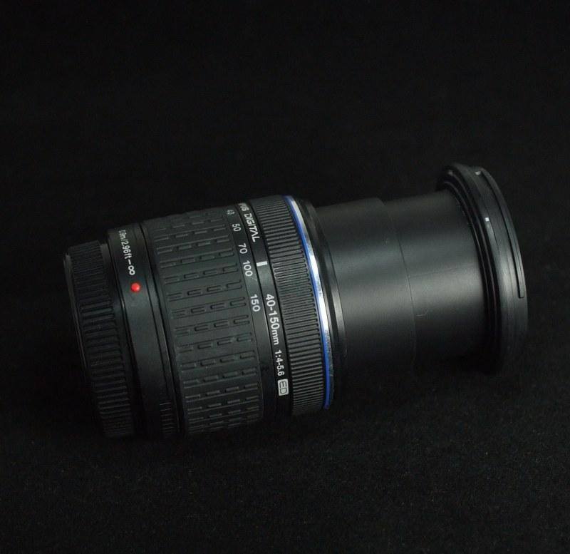 Olympus Zuiko Digital 40-150mm Mk II