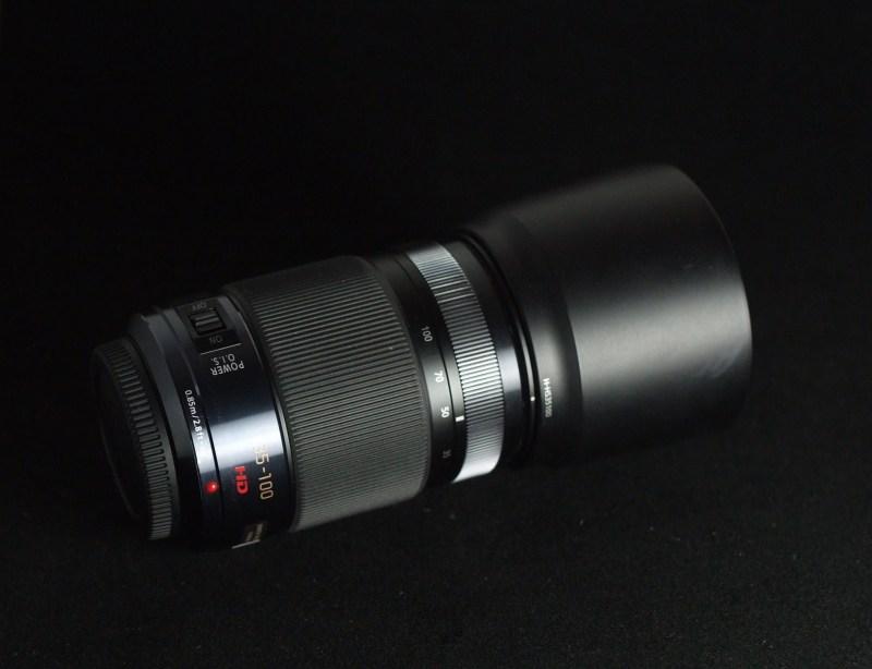 Panasonic 35-100mm f/2,8 Power O.I.S Lumix G X Var