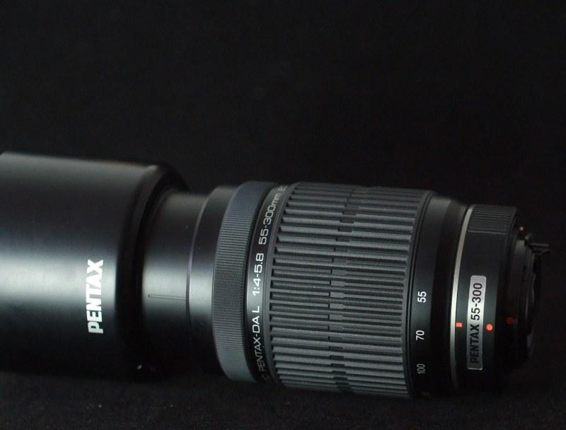 Pentax smc DA 55-300mm f/4-5,8 ED