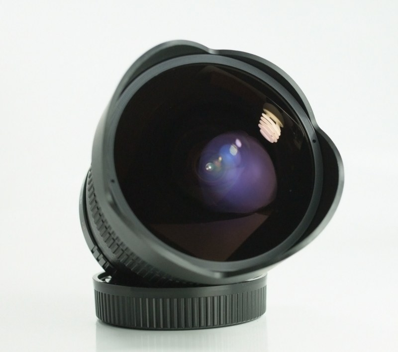 Samyang 8mm f/3,5 pro Pentax TOP