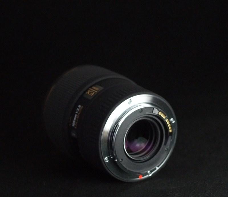 Sigma 105mm f/2.8 EX DG  MACRO pro Canon TOP