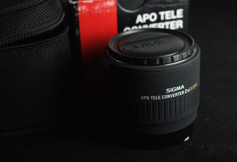 SIGMA Telekonvertor 2x APO EX DG pro Sony
