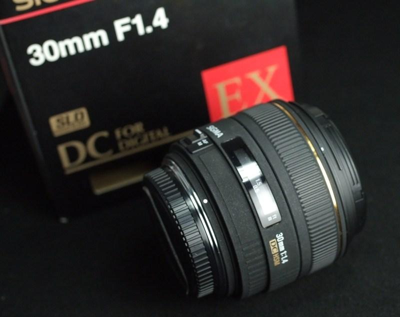 Sigma 30mm f/1,4 DC HSM pro Olympus